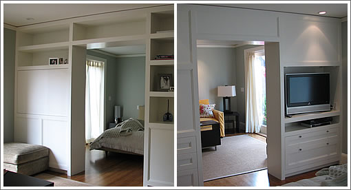 built in cabinets plans