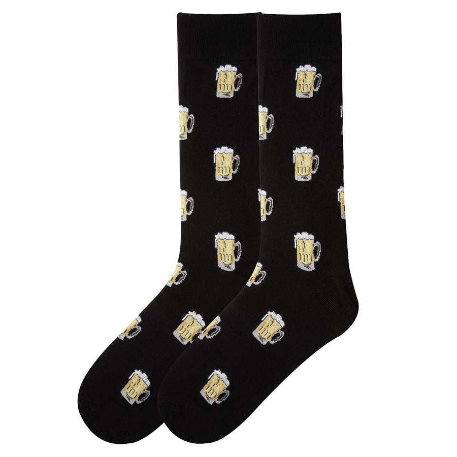 Mens Beer Mug Socks