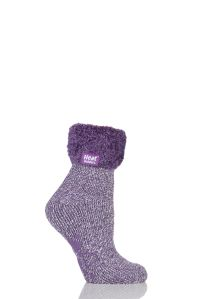 Ladies 1 Pair SockShop Heat Holders 2.3 TOG Thermal Lounge ...