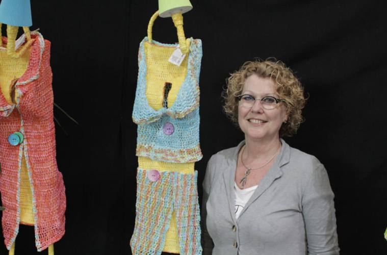 Helma van Kleinwee Helma van Kleinwee – Strickkunst aus den Niederlanden