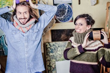 WE ARE KNITTERS WE ARE KNITTERS – Alberto & Pepita im Interview