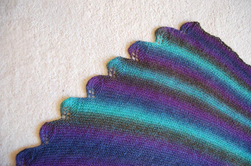 Spannen von Strickteilen strickteile spannen Wolltipp: <b>Strickteile spannen</b>