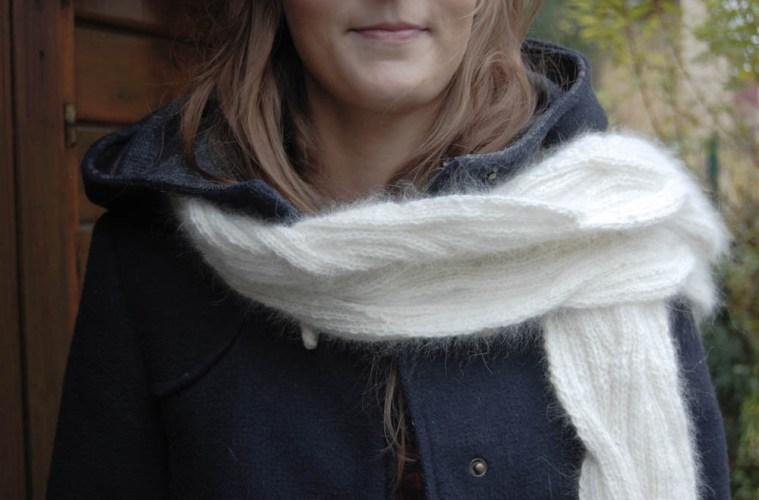Eine Anleitung: Schal, Loop, Weste stricken