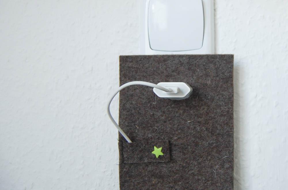 Handy-Ladegarage-3 handy-ladegarage Anleitung: Handy-Ladegarage nähen