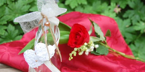 Herzchen Deko-2 hochzeit Thema des Monats Mai/2015: Hochzeit, ein unvergesslicher Tag
