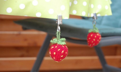 Erdbeere Blatt-10