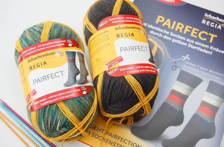Schachenmayr REGIA PAIRFECT für identische Socken
