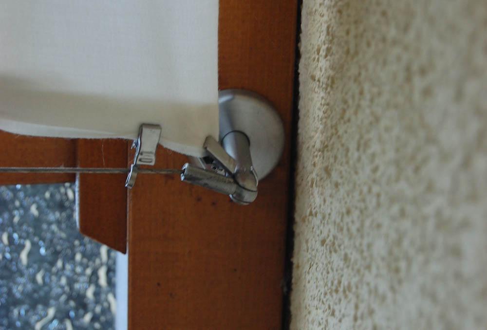 Sonnenschutz für die Terrassenüberdachung 5 sonnenschutz für die terrassenüberdachung Sonnenschutz für die Terrassenüberdachung nähen