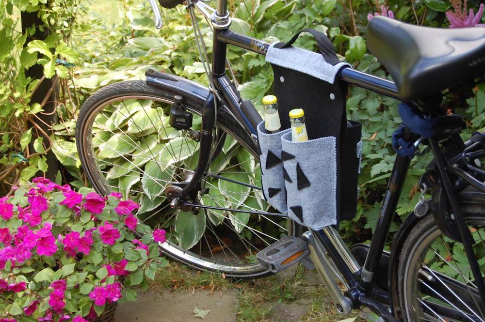 n hanleitung fahrradtasche f r 4 flaschen kostenlos. Black Bedroom Furniture Sets. Home Design Ideas