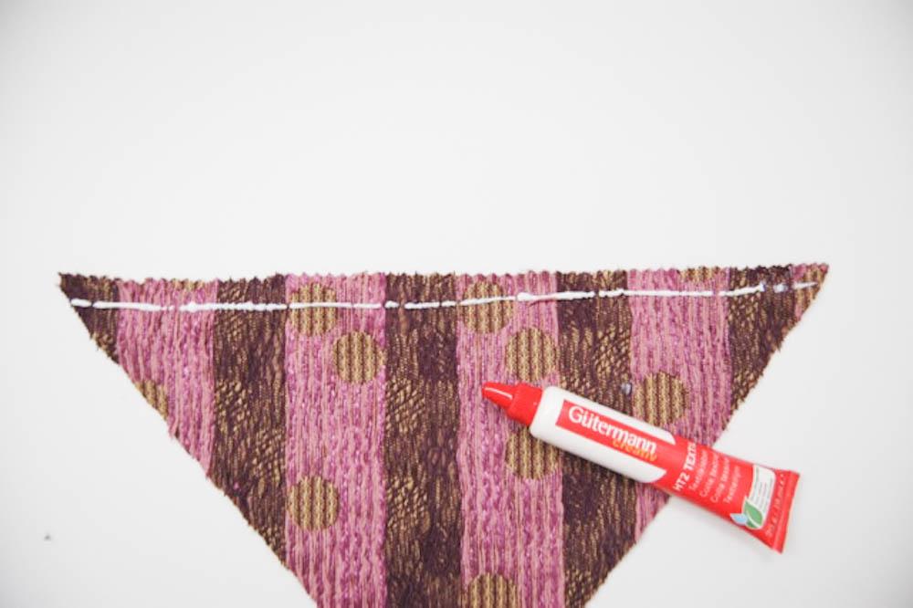 Textilkleber HT2 von Gütermann  Kleben statt nähen