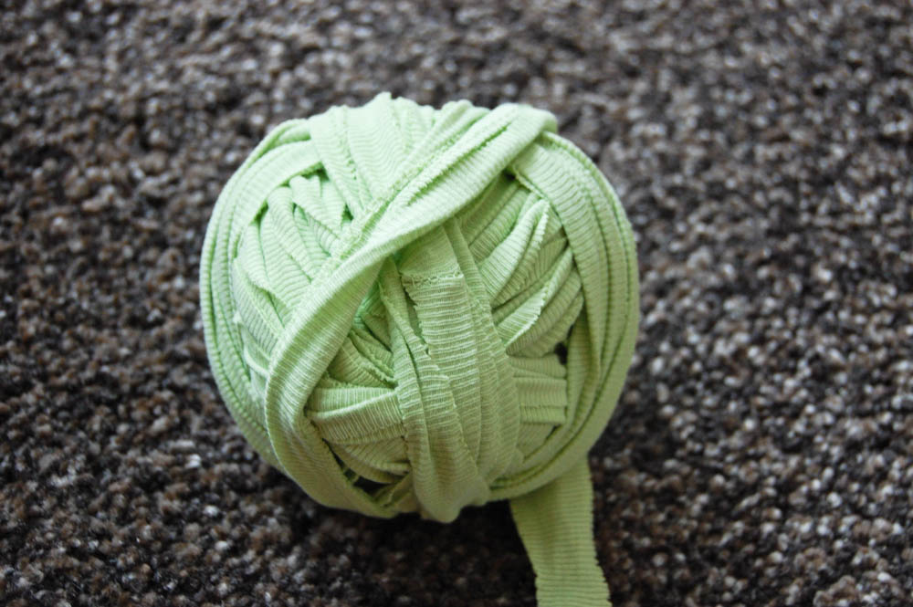 Textilgarn selber herstellen textilgarn selber herstellen Anleitung: Textilgarn selber herstellen
