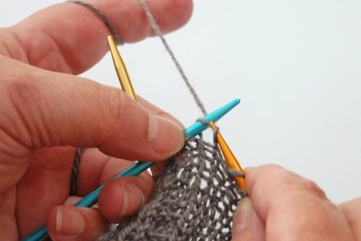 addi Colibris Stricken  Stricktipp: addiColibris - richtige Spitze bei Nadelwechsel