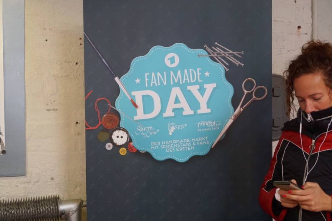fan made day  hello handmade 2016