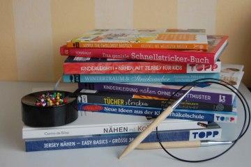 Das Handarbeitsbuch – 12 Buchempfehlungen
