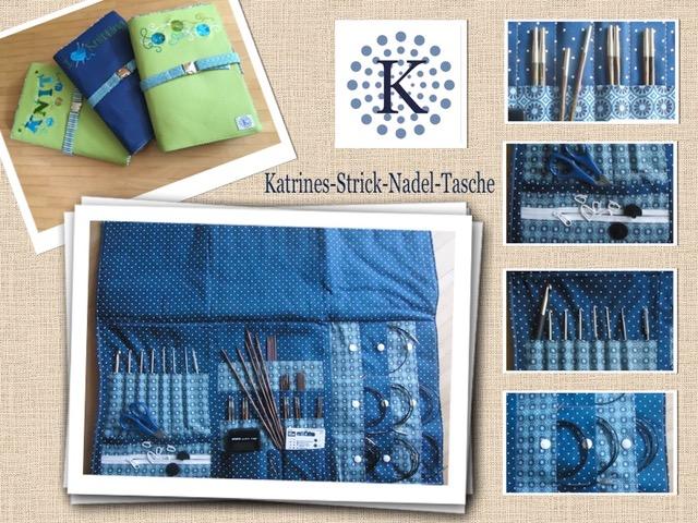 Katrines-Strick-Nadel-Tasche -Tasche im Detail  Katrin Lutzke im Interview über Katrines-Strick-Nadel-Taschen