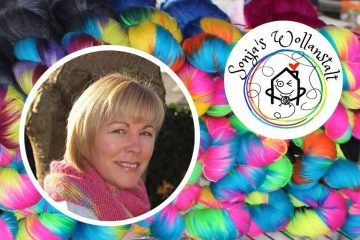Sonja's Wollanstalt _ Sonja Janssen - Titelbild