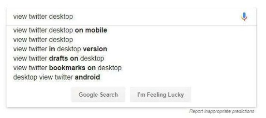 Google predictive results can help you understand what issues others are facing