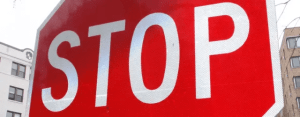 My tip for driving traffic to your blog is to simply stop caring!