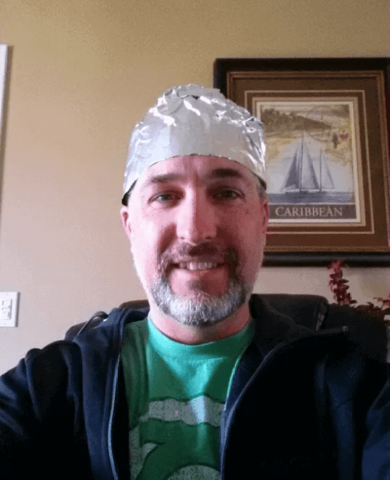 If you're really worried about Facebook reading your thoughts, just grab a tin foil hat