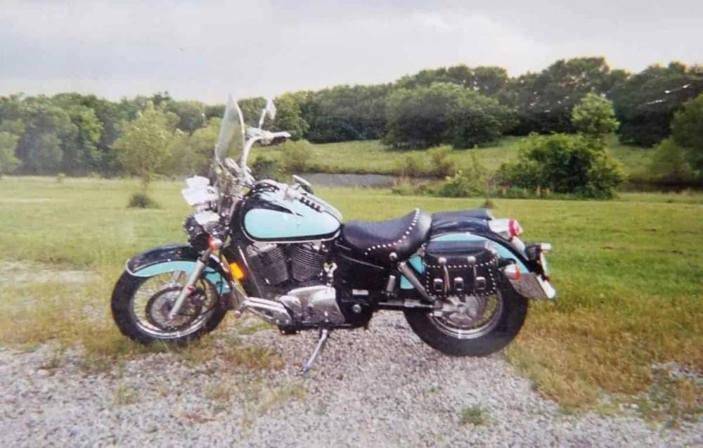 medium resolution of my 1996 honda shadow ace 1100