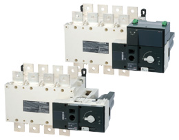 ATyS r  ATyS d  Remotely operated transfer switches  SOCOMEC