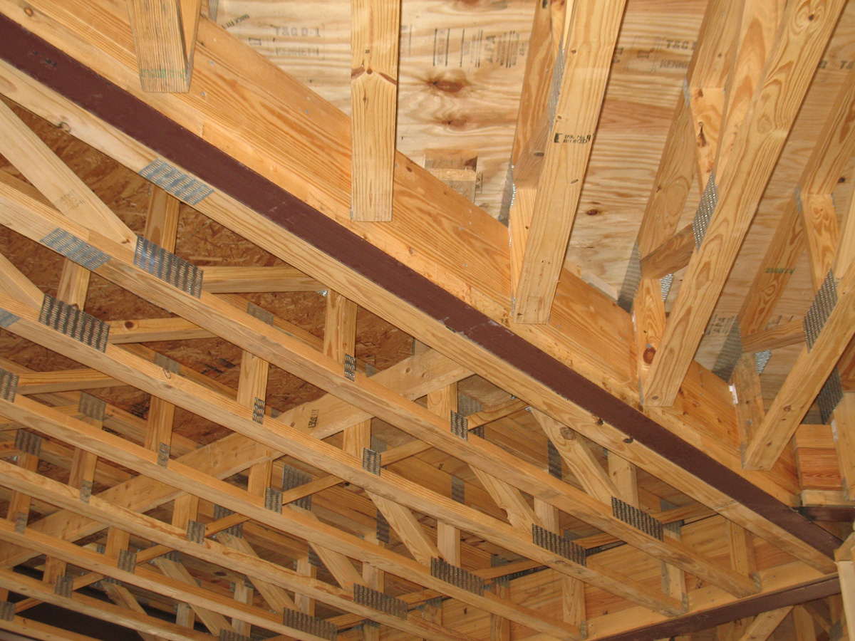 Floor Truss Systems  Southern Components Inc