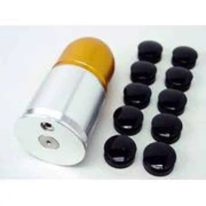 ZCI Paintball/BB 40mm Gas Grenade Moscart Shell