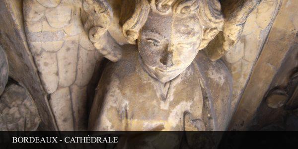 Bordeaux – Cathédrale – Portail Royal