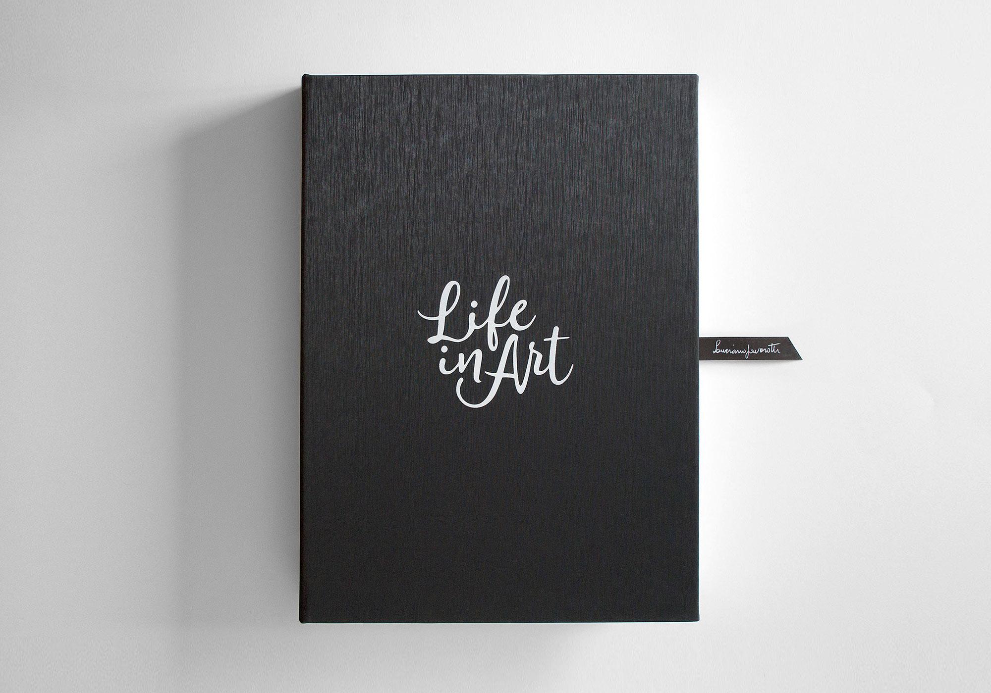 Portfolio Luxury Coffee Table Book Life In Art So