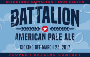 People's Brewing Co. unveils BYB-themed Battalion Ale