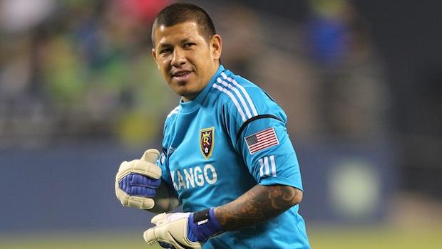 Nick Rimando - MLS picks
