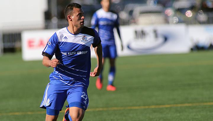 Shawn Nicklaw - FC Edmonton