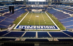 Lucas Oil Stadium turf