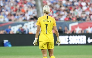 'Keepers showing out at World Cup