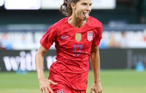 Gallery: USA trounces New Zealand in World Cup tune-up