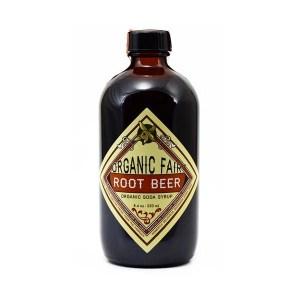 Root Beer Organic Botanical Soda Syrup