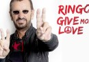 "#Música: Ringo Starr lança novo álbum, ""Give More Love"", com participação de Paul McCartney"