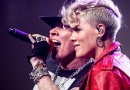 #Show: Pink! & Guns N' Roses cantam Patience