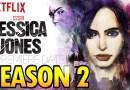 #Série: Netflix confirma segunda temporada de Jessica Jones