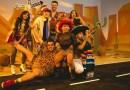 #Música: Mc Gui se junta à Mc Loma e as Gêmas Lacração em clipe kitsch