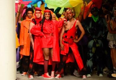 #Moda: Felipe Fanaia leva militância LGBTQIA+ para passarela da Casa de Criadores