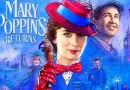 """#Música: A Disney lançou as duas primeiras canções de """"O Retorno de Mary Poppins"""""""
