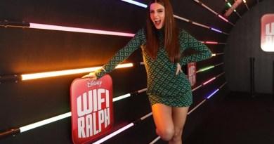 #Look: Giovanna Lancellotti na Comic Con