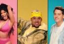 """#Música: Chris Brown lança clipe dançante de """"Wobble Up""""com a participação de Nicki Minaj e G-Eazy"""