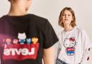#Moda: Levi's celebra 45 anos da Hello Kitty com collab