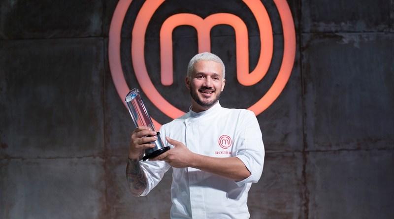 #TV: Rodrigo Massoni é o vencedor do MasterChef Brasil 6