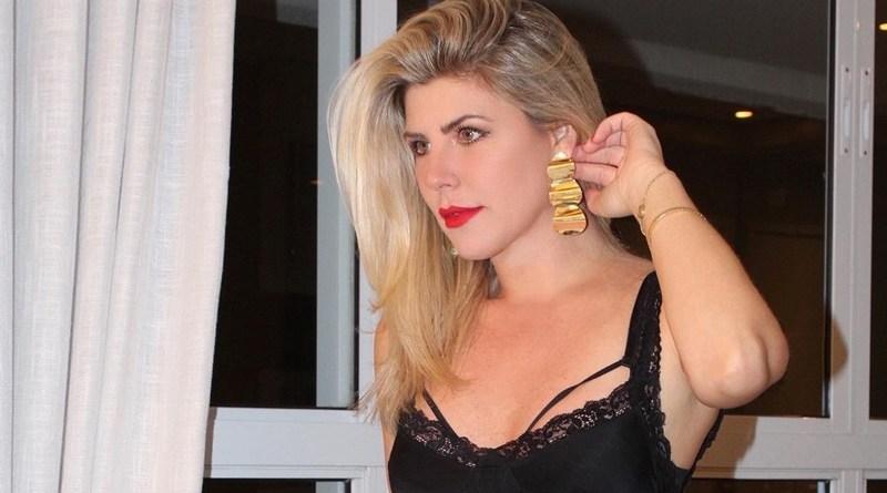 Iris Stefanelli é assaltada e tem conta do banco zerada pelos criminosos