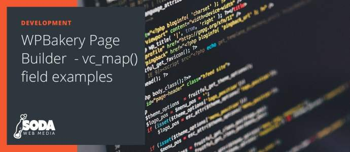 WPBakery Page Builder (formerly-Visual-Composer) - vc_map() field examples