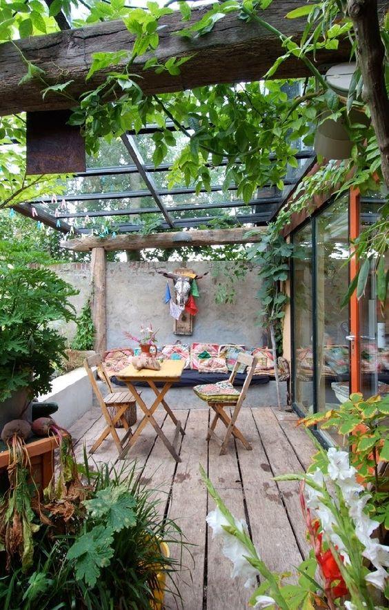 25 Terraos de Casas Simples e ModernasS Decor