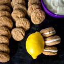 Soft Ginger Lemon Cookies